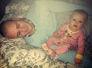 Dad and Maebyn